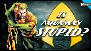 connectYoutube - Why Aquaman Is Cooler Than You Think!