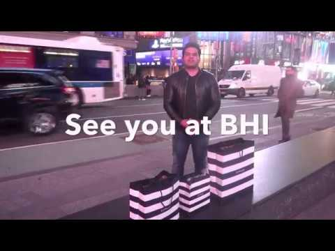 BHI INTRODUCTION - LIVE FROM NEW YORK, USA (HD)