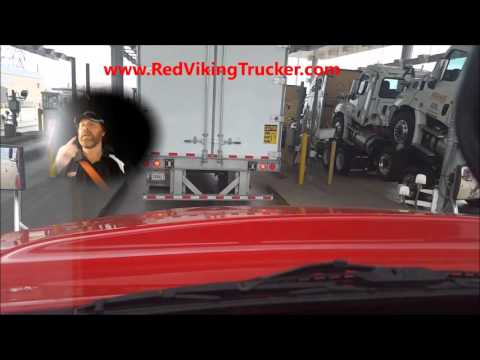 New CDL Truck Driver Tips Immigration Check Points Texas Border