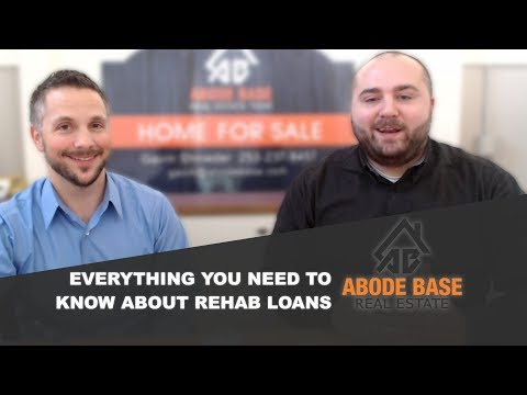 Puget Sound Real Estate Agent: There's More Than One Way to Use a Rehab Loan