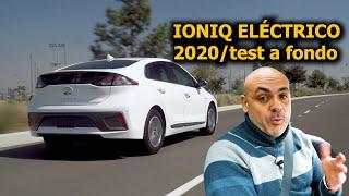 HYUNDAI IONIQ ELÉCTRICO 2020: Por qué el campeón de los consumos tiene luces y sombras PRUEBA/TEST