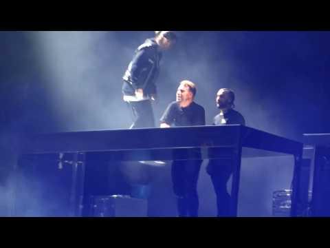Swedish House Mafia - Antidote, Save The World - live - Ultra 2018
