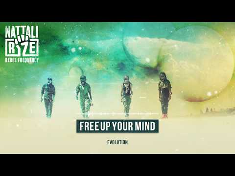 ✊ Nattali Rize - Free Up Your Mind [Official Lyrics Video]