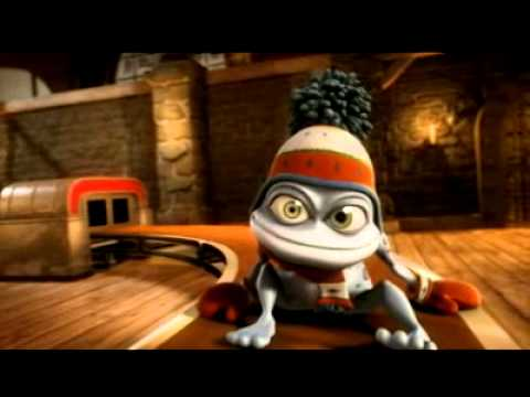 the crazy frogs the ding dong song скачать mp3