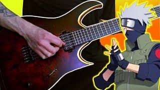 Naruto Opening 3 Kanashimi wo Yasashisa ni Rock Cover