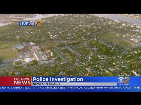 2 Found Dead in Newport Beach