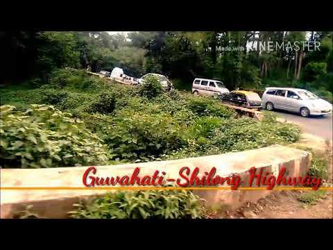 Shillong- Guwahati highway journey