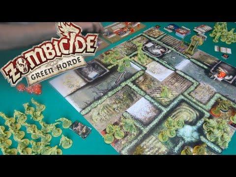 Zombicide: Green Horde - Partita Epica!