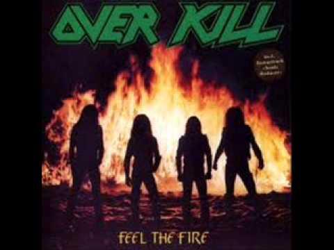 Overkill-Feel The Fire [FULL ALBUM 1985]