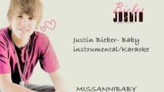 Justin Bieber - Baby instrumental version