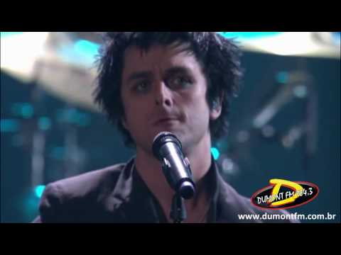 Greenday   21 Guns Live