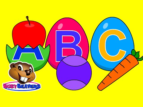 Alphabet Phonics Surprise Eggs | Kids Educational Video, Toddler Lerning Song, ABCs