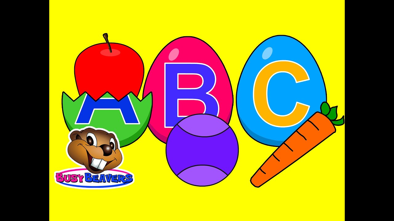 Alphabet Phonics Surprise Eggs | Kids Educational Video, Toddler ...