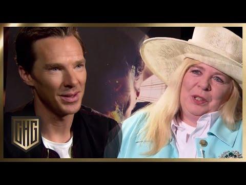 Unnötig kompliziertes Interview mit Benedict Cumberbatch   Circus HalliGalli   ProSieben