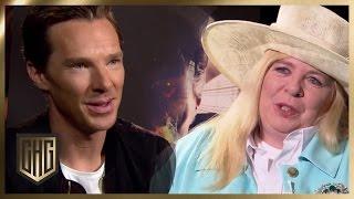 Unnötig kompliziertes Interview mit Benedict Cumberbatch | Circus HalliGalli | ProSieben