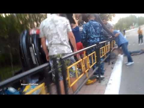 Авария в Мурмашах