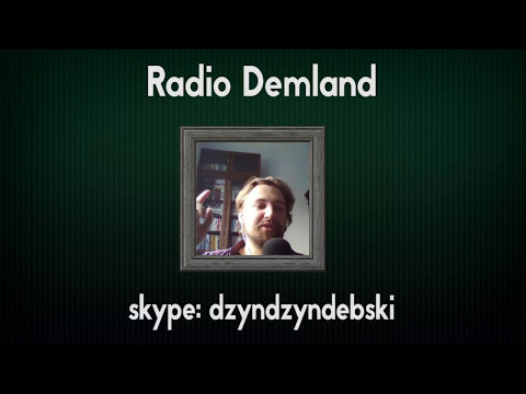 Nikt nie wie o nerwach rdzeniowych - Radio Demland 12.05.2017