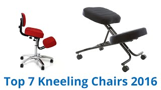 7 Best Kneeling Chairs 2016