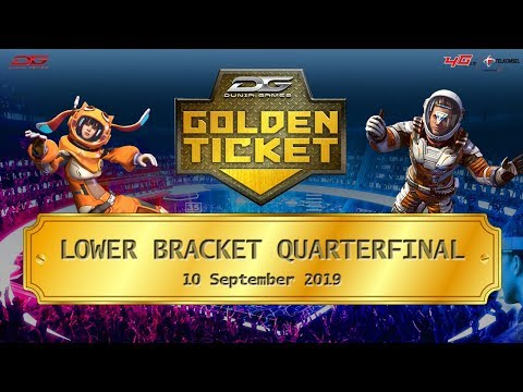 Lower Quarterfinal Dunia Games Golden Ticket Area 3 - 10 September 2019