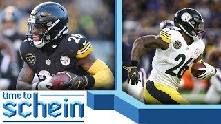 Steelers Will Not Tag Le'Veon Bell | Time to Schein