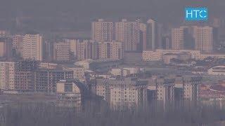 Над Бишкеком снова навис смог / 19.11.18 / НТС