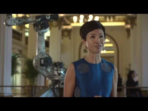 Interview with Ms. Chan, Regional Vice President & GM, Peninsula Hong Kong - Unravel Travel TV