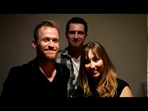 Lisa Gifford, Euan King & Peter Halpin on 3some  Raindance Web Fest 2013