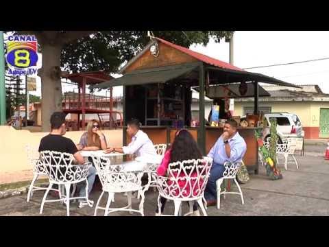 Estampas Salvadoreñas programa del 15 noviembre 2014. Café San Cristóbal, El Boquerón.