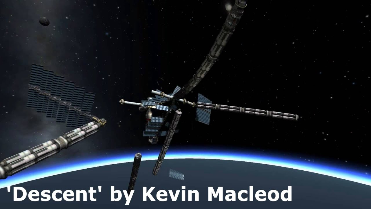 KSP Space Station Build Pics about space