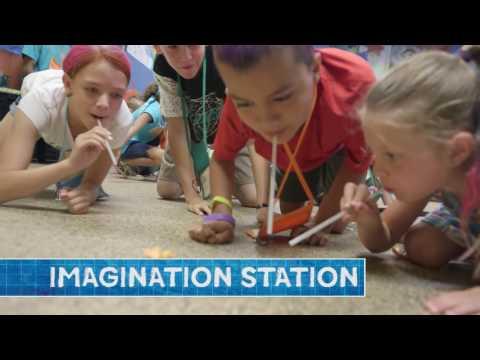 Imagination Station at Maker Fun Factory | Group VBS 2017