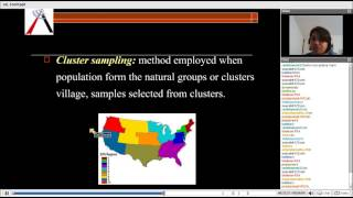 Community dentistry - Introduction and Sampling - Biostatistics-Dr Swati