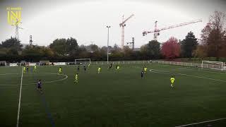 VIDEO: U17. Les buts de FC Nantes - Toulouse FC (4-1)