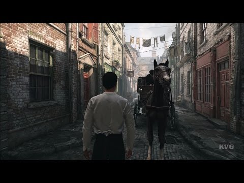 Sherlock Holmes: The Devil's Daughter Gameplay (PC HD) [1080p60FPS]