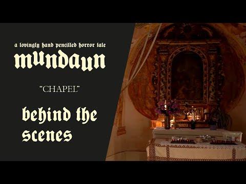 Mundaun | Behind the Scenes - Chapel | MWM Interactive