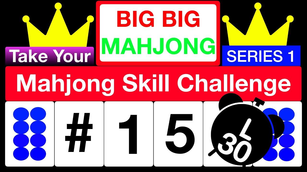 Mahjong 15