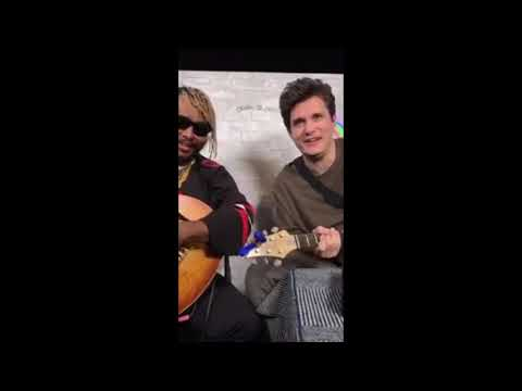 John Mayer And Thundercat - Them Changes (With Amazing Tribute Jam To Mac Miller)