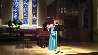 Trois Pieces pour Flute Seule by Pierre-Octave Ferroud