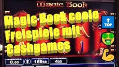 👉😎#merkur #bally 🔝🤑MEGAWIN MIT CASHGAMES Magic Book🤑🔝 Slot Casino Gambling Zocken #novo Spielothek👈🤩