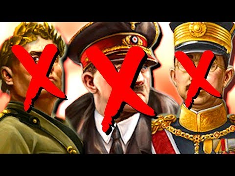 No Fascist Germany, Japan, or Italy | Hearts of Iron 4 [HOI4 Waking the Tiger] |