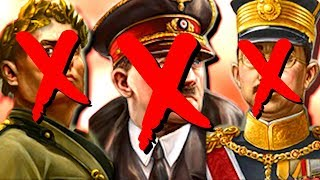 No Fascist Germany, Japan, or Italy | Hearts of Iron 4 [HOI4 Waking the Tiger]