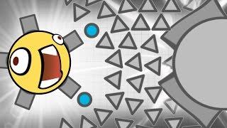 DIEP.IO WORLDS MOST POWERFUL TANK Vs HUGE BOSS FALLEN OVERLORD TANK | Domination & Maze GameMode!