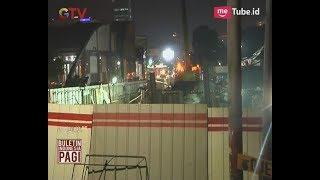 Longsor di Depan Menara Saidah Tidak Mempengaruhi Aktivitas Warga - BIP 14/10