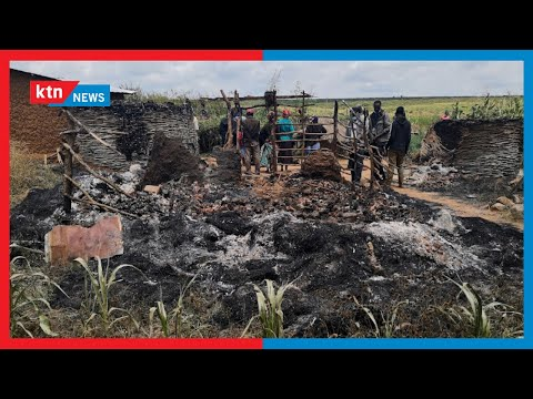 Laikipia Insecurity: Is politics linked to the cyclic spit of violence in Laikipia?| Inside Politics