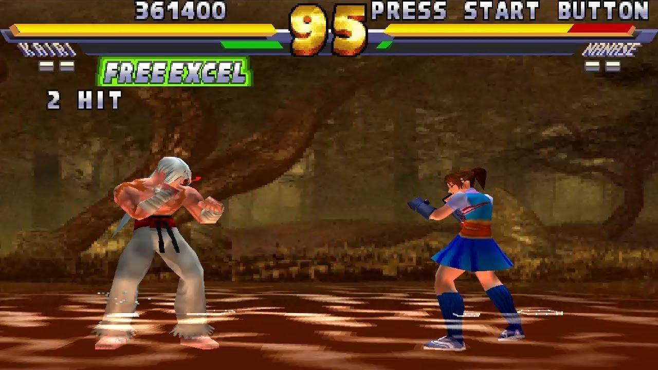 Street Fighter Ex2 Plus Alpha