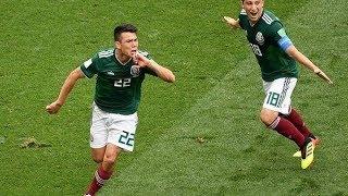 Chucky Lozano, el mexicano que volvió loco a Alemania en el primer tiempo