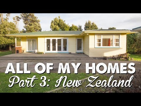 All of My Homes - Part 3: New Zealand | A Thousand Words