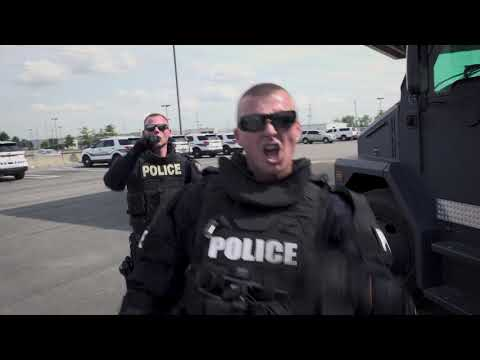 SHROOM - West Chester, Ohio Police Dept. Lip Sync Challenge [Video]