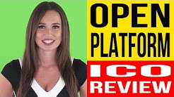 OPEN PLATFORM - What Is Open Platform - How It Works - ICO Review