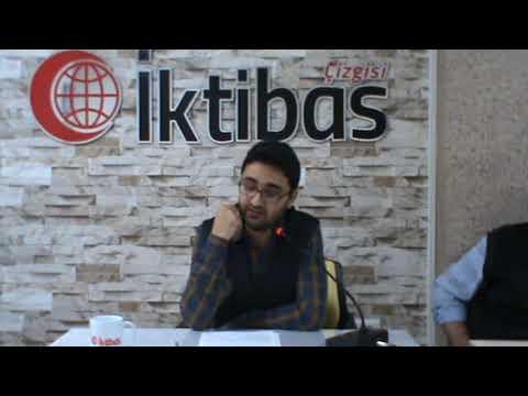 """Enes Günaslan """"Modern Dönemde İslami Hareketler ve Türkiye"""""""