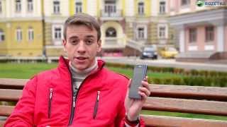 Обзор смартфона Sony Xperia Z1(Цена и наличие: http://rozetka.com.ua/sony_xperia_z1_c6902_black/p302134/ Видеообзор смартфона Sony Xperia Z1., 2013-11-04T13:09:20.000Z)